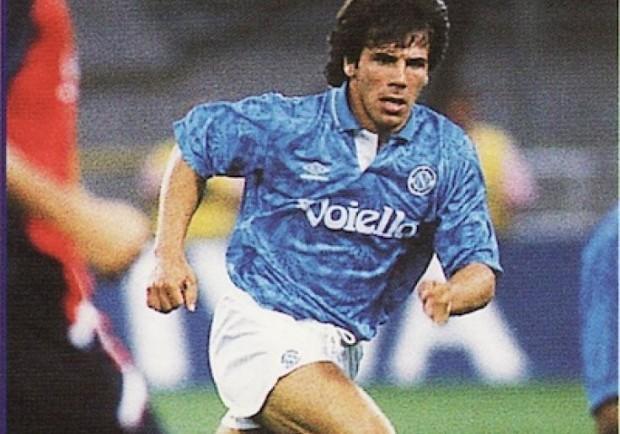 Oggi avvenne: un gol di Zola in Bari-Napoli 1-3 del 1992