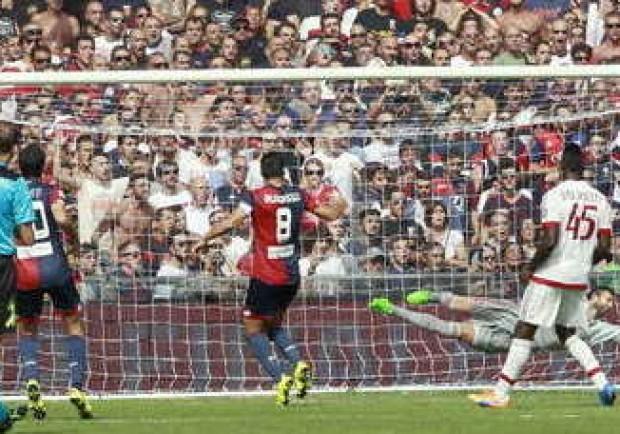 Serie A – Sassuolo, operazione sorpasso Milan fallita: al Mapei Stadium passa il Genoa