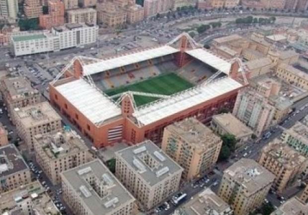Genoa-Fiorentina, gara sospesa per forte temporale. Ripresa prevista tra trenta minuti