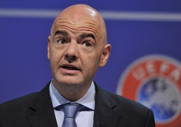 """Fifa, Infantino: """"Fischi alla Marsigliese? Buffon esempio per tutti"""""""