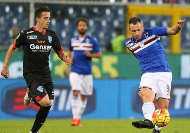 Serie A, Empoli-Crotone 2-1: primi tre punti per i toscani, solo panchina per Maiello