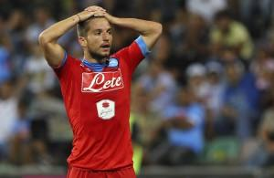 "Mertens: ""Inter? Partita importante, spero di recuperare per lunedi"""
