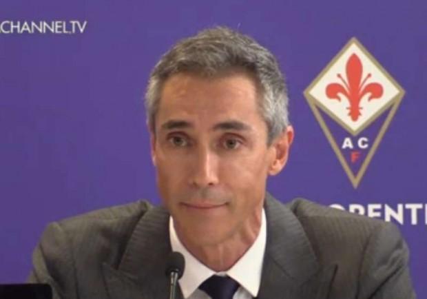 """Fiorentina, Sousa: """"Ci sono 5-6 squadre superiori a noi, inevitabile la cessione di Alonso"""""""