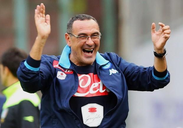 Premio Football Leader, Sarri premiato come allenatore dell'anno 2016