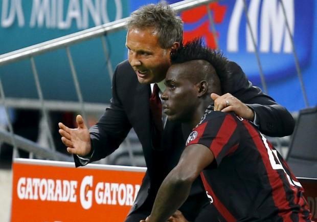 Milan-Juventus, le formazioni ufficiali: Balotelli dal 1′