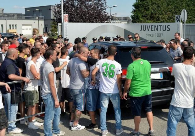 Daspo a due tifosi del Bologna, rei di aver aggredito due tifosi della Juve lo scorso 27 maggio