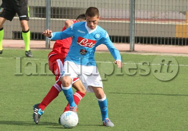 Il Napoli non l'ha riscattato, il Benevento lo porta in prima squadra: Volpicelli convocato per la trasferta di Carpi