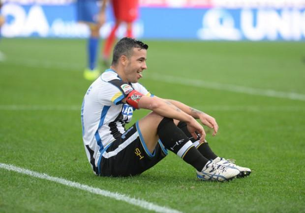 """Di Natale: """"Se il Napoli non avesse perso a Firenze, per me avrebbe vinto il campionato. Insigne? Ha dimostrato di essere un grande calciatore"""""""