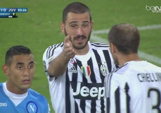 Juventus, sirene inglesi per Bonucci: Chelsea e City sul difensore bianconero