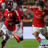 Nelson Semedo e Goncalo Guedes del Benfica, quando i talenti si allevano in casa