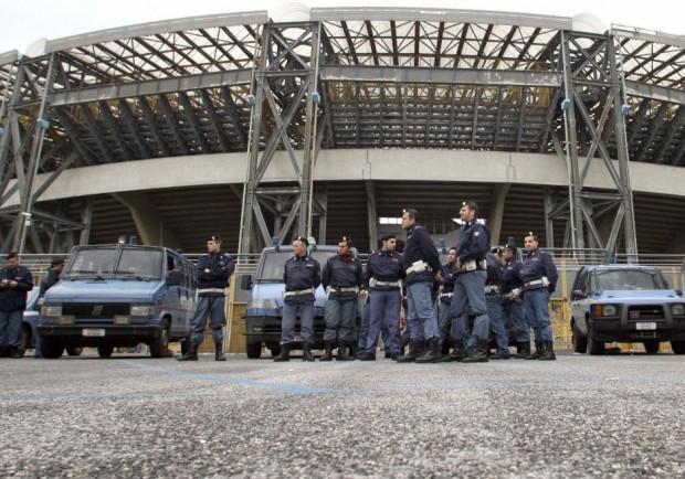 """Il Mattino – Napoli-Juve, gara a rischio """"tre"""": 700 agenti mobilitati per i due match"""