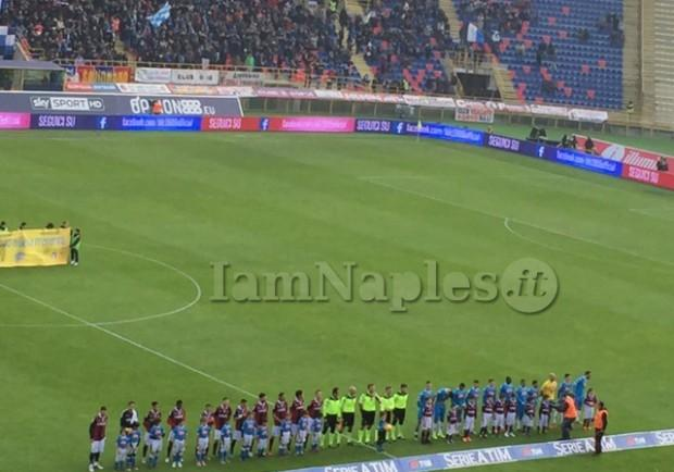 Stasera il Bologna non sarà solo, attesi 250 tifosi felsinei