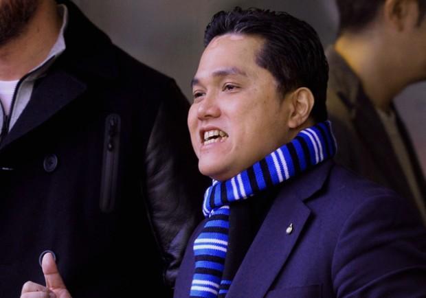 "Inter, Thohir smorza gli entusiasmi: ""Il traguardo principale rimane la Champions League"""