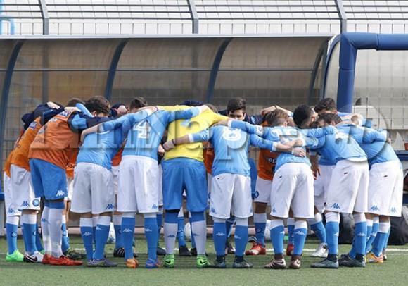 RILEGGI IL LIVE – Under 15: Messina-Napoli 1-2 (9′ Esposito D., 23′ Lauro, 25′ Niosi)