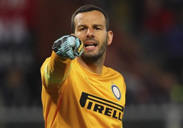 """Inter, Handanovic: """"Cinque squadre in pochi punti, questo campionato è avvincente"""""""