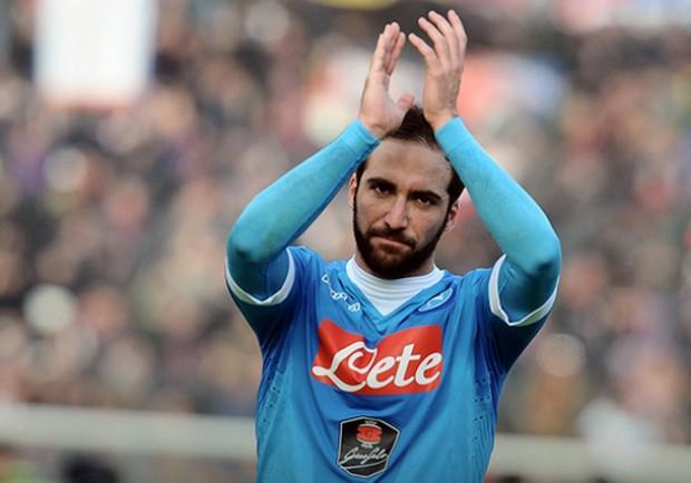 """FOTO – La prima del Cds: """"Napoli, il Torino ultimo ostacolo. Pipita da recod"""""""
