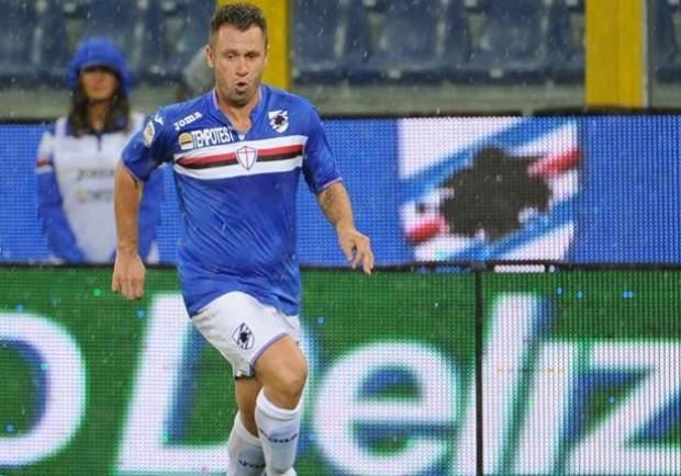 Cassano-Sampdoria, aria di addio: il club pensa alla rescissione