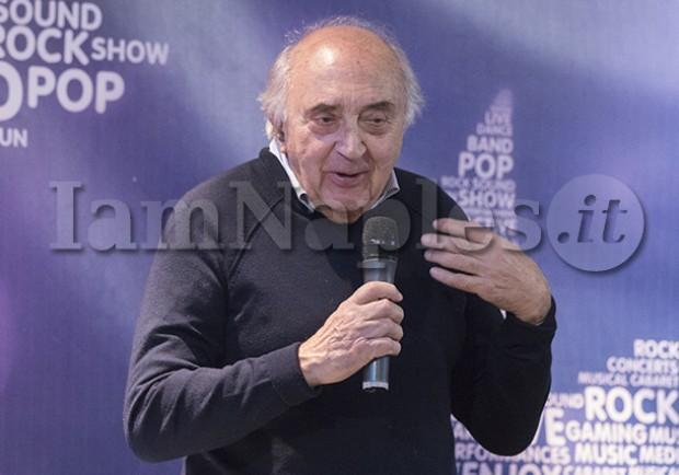 """Corrado Ferlaino: """"Per vincere bisogna rischiare. De Laurentiis deve cercare delle alleanze"""""""