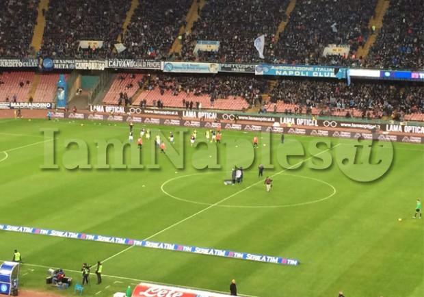Napoli-Roma, torna il San Paolo delle grandi occasioni. Si va verso le 50mila presenze