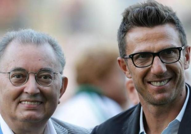 """Sassuolo, il presidente pensa in grande: """"Vogliamo essere il Leicester italiano…"""""""