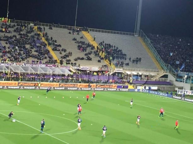 FiorentinaNapoliRiscaldamentoNapoli