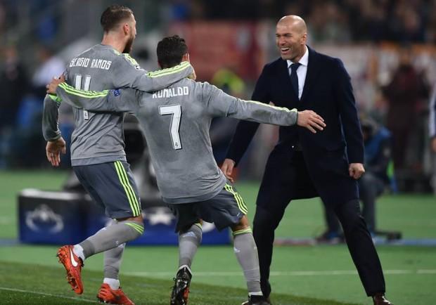 Champions League, fenomeno Ronaldo: Real in semifinale