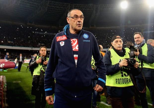"""Sarri a Sky: """"Stiamo studiando per diventare una grande squadra. Il Torino? Il futuro è nelle nostre mani"""""""
