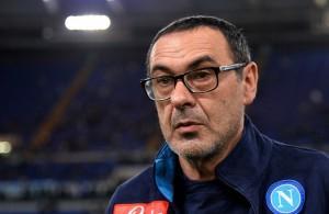 """Sarri a Sky: """"Abbiamo giocato alla pari della Juve. La grande applicazione in fase difensiva ci ha condizionato"""""""