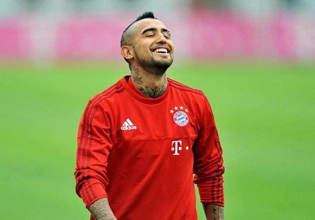 Bayern Monaco, il cileno Vidal potrebbe essere condannato a 10 anni di carcere per una rissa