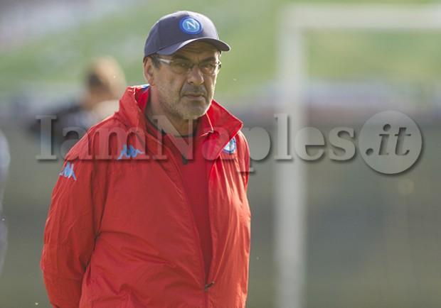 """Il Mattino – Sarri sprona la squadra: """"Non mi spiego la sconfitta di Roma, dobbiamo meritarci la Champions!"""""""