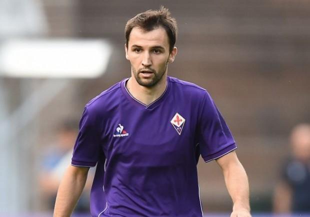Fiorentina, lesione di primo grado del bicipite femorale per Badelj
