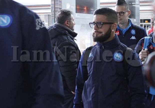 Mai a segno contro l'Inter. Insigne cercherà di sfatare il tabù nerazzurro