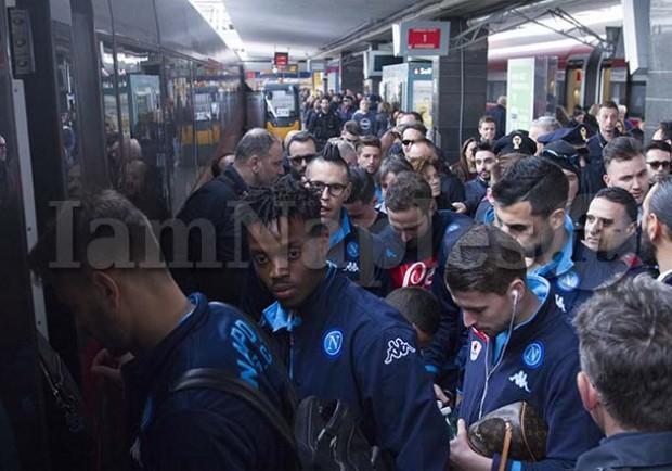 Napoli, il mal di trasferta al ritorno ha condannato gli azzurri: 10 punti in otto gare