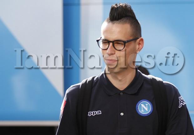 FOTO – Hamsik, rendimento da top player: nessuno come lui in serie A