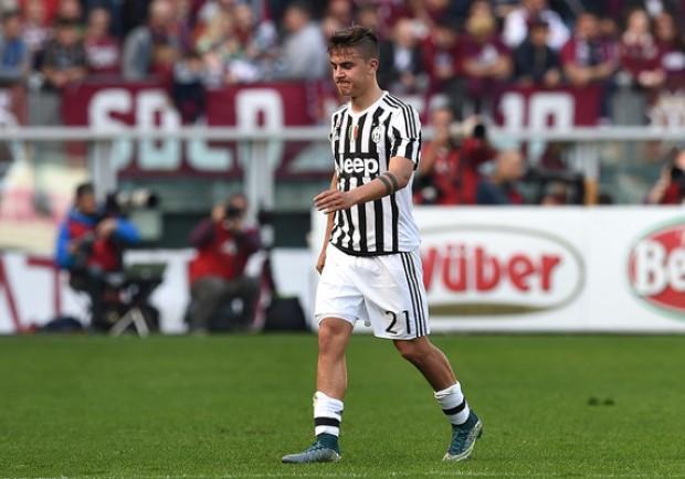 Juventus, progressivo rientro in gruppo per l'argentino Dybala