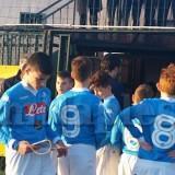 Trofeo D'Alterio, gli esordienti del Napoli battono 2-0 i pari età della Juventus in semifinale