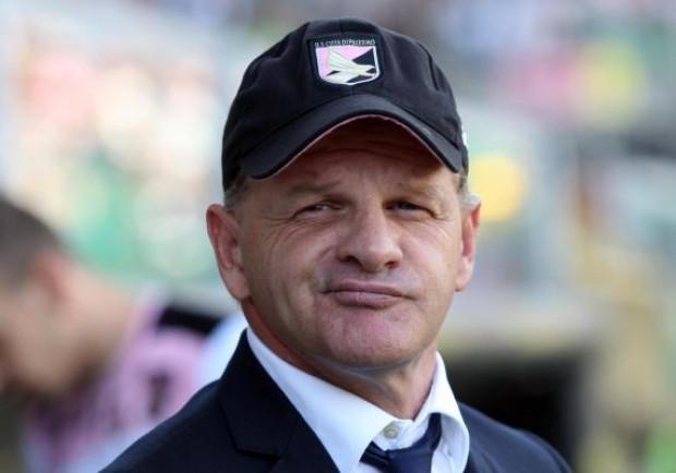 """Beppe Iachini: """"Il passo falso in coppa ci può stare, il Napoli ha avuto un buon inizio. Hamsik? Deve giocare sempre"""""""