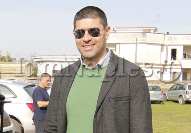 Napoli-Frosinone, l'ex azzurro Sosa sarà presente in Curva A