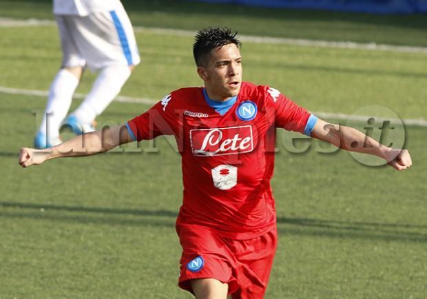 Il Napoli l'ha svincolato, ci punta il Bari: preso il '2000 Mario Ferrara