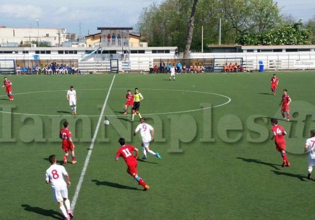 VIDEO ESCLUSIVO – Under 17 Lega Pro, Napoli-Catanzaro 1-3: gli highlights di IamNaples.it