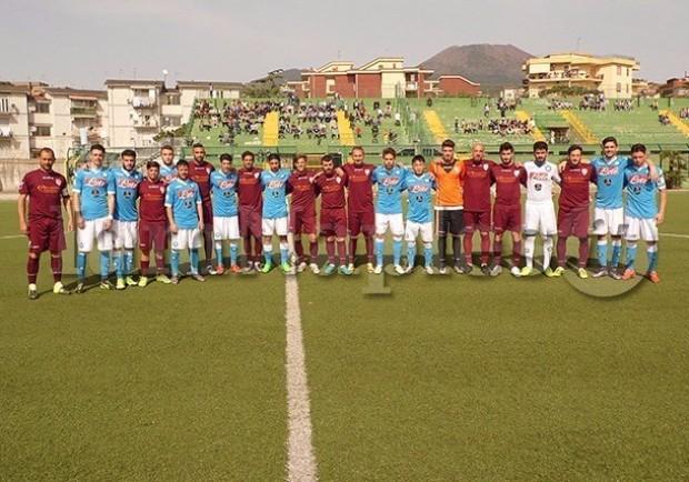 """RILEGGI LIVE – Herculaneum-Napoli Primavera 2-0: gli azzurri escono sconfitti dal """"Solaro"""""""
