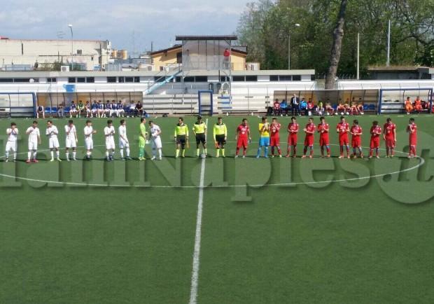 RILEGGI IL LIVE – Under 17 Lega Pro, Napoli-Catanzaro 1-3: seconda sconfitta consecutiva per gli azzurrini