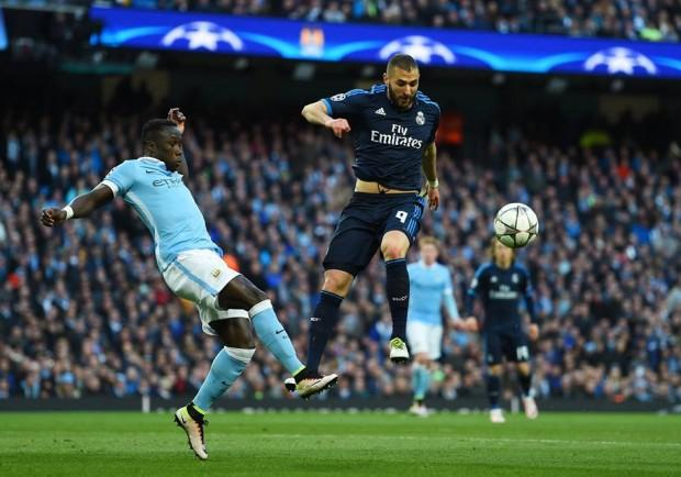 Champions League – Polveri bagnate all'Etihad, la semifinale tra Man. City e Real Madrid termina 0 a 0