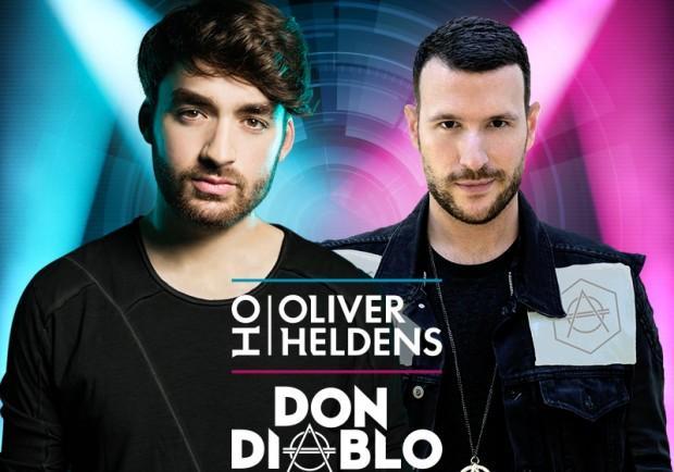 MATES presenta: Oliver Heldens & Don Diablo