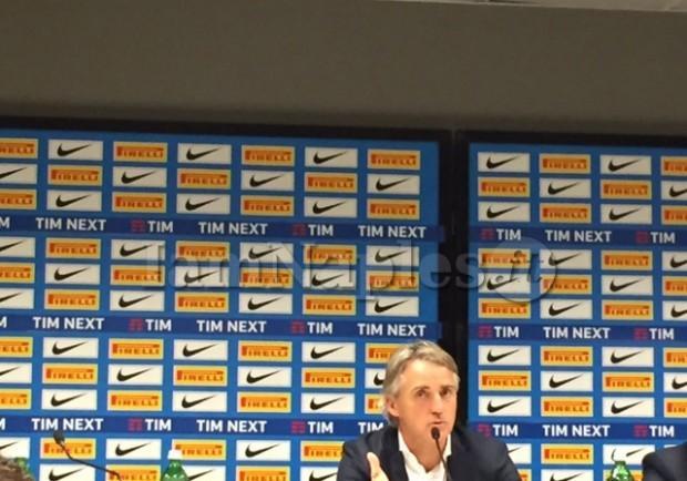 """Mancini: """"Higuain sposta gli equilibri, al Napoli non abbiamo concesso quasi nulla"""""""