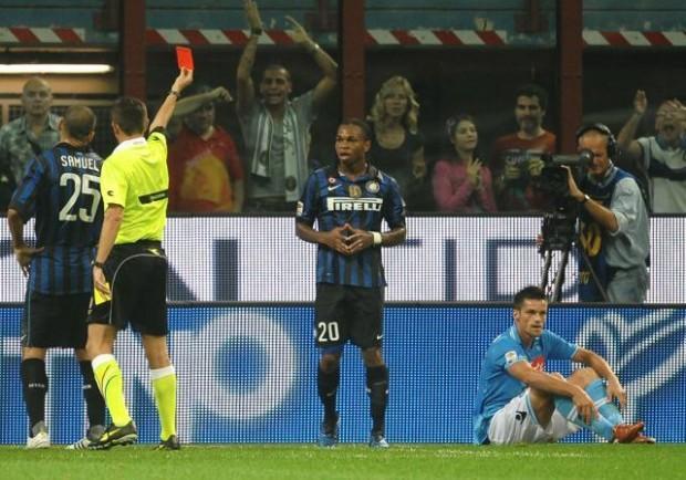 VIDEO – Inter-Napoli, il ritorno di Rocchi: che disastro nel 2011!