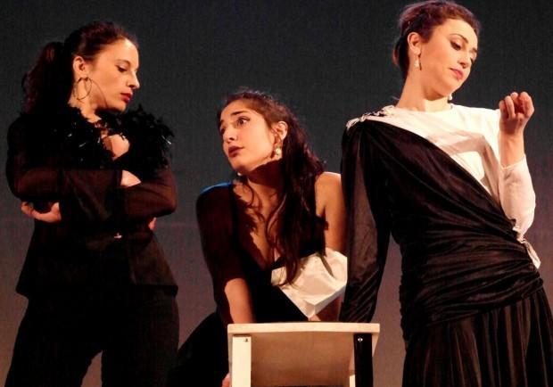 Musa, tre artiste sublimi ispirano un imperdibile Palladino