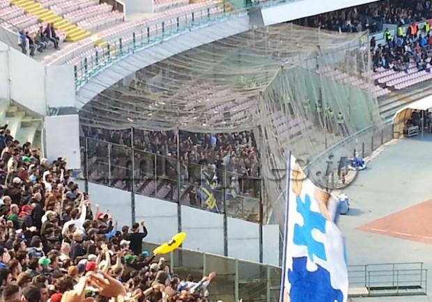 Giudice Sportivo, 15mila euro di ammenda per Napoli e Verona