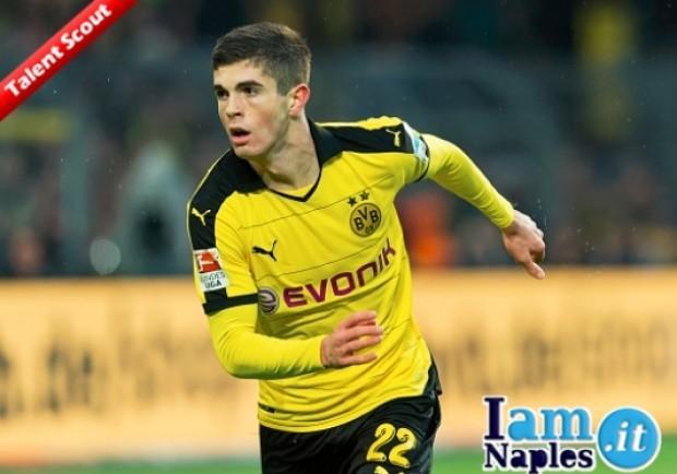 Christian Pulisic del Borussia Dortmund, il gioiello che farà la fortuna della nazionale a stelle e strisce