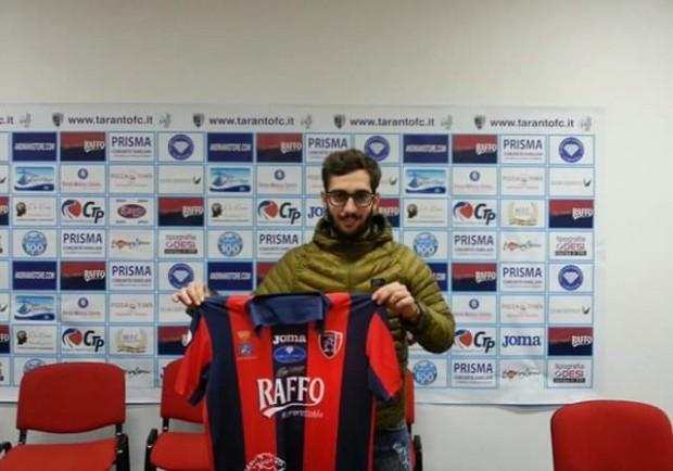 Serie D, Marcianise-Taranto 3-3: solo panchina per Gaetano e Lombardi